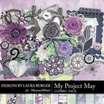 My Project May Combo Pack-$4.99 (Laura Burger)