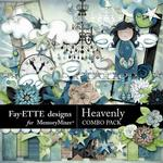 Heavenly Combo Pack-$7.99 (Fayette Designs)