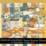 Sweet Summer Tweets Combo Pack-$2.50 (Laura Burger)
