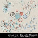 The Little Moments Scatterz-$1.90 (Lindsay Jane)