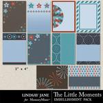 The Little Moments Journal Cards-$1.99 (Lindsay Jane)