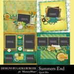 Summers End QuickMix-$3.99 (Laura Burger)