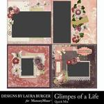 Glimpses of a Life Quick Mix-$4.49 (Laura Burger)