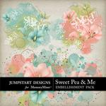 Sweet Pea and Me Splatters Pack-$2.49 (Jumpstart Designs)