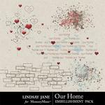 Our Home Scatterz-$1.39 (Lindsay Jane)