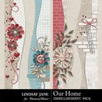 Our Home Borders-$1.39 (Lindsay Jane)