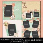 Giggles and Smiles Quick Mix-$3.99 (Laura Burger)