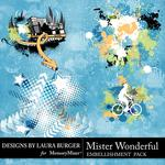 Mister Wonderful Scatters Pack-$2.49 (Laura Burger)