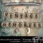 Vintage Memories Alphabet-$0.50 (MagicalReality Designs)