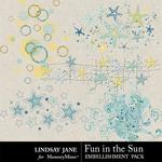 Fun in the Sun Scatterz Pack-$1.99 (Lindsay Jane)