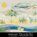 Fun in the Sun Borders Pack-$1.99 (Lindsay Jane)