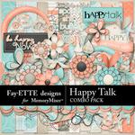 Happy Talk Combo Pack-$7.99 (Fayette Designs)