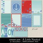 A Little Nautical Journal Cards-$1.99 (Lindsay Jane)