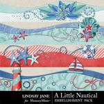 A Little Nautical Borders-$1.99 (Lindsay Jane)
