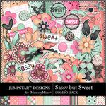 Sassy But Sweet Combo Pack-$7.99 (Jumpstart Designs)