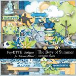 The Boys of Summer Combo Pack-$7.99 (Fayette Designs)