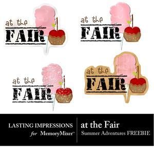 At the fair preview medium