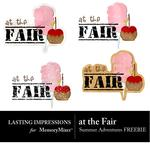 At the Fair Freebie-$0.00 (Lasting Impressions)