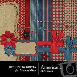 Americana preview medium