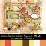 Summer Blush Combo Pack-$4.99 (Laura Burger)