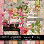 Summer Evening Combo Pack-$4.99 (Laura Burger)