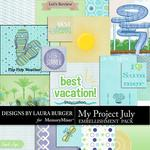 My Project July Pocket Pieces-$2.49 (Laura Burger)