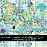 My Project July Combo Pack-$2.50 (Laura Burger)