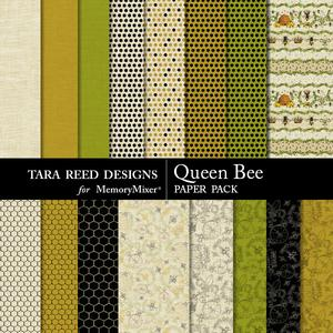 Queenbee paperpack preview medium