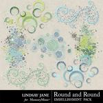 Round and Round Scatterz-$1.99 (Lindsay Jane)