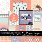 My Project August Pocket Pieces-$2.49 (Laura Burger)