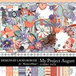 My Project August Combo Pack-$4.99 (Laura Burger)