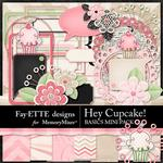 Hey Cupcake Basics Mini Pack-$4.99 (Fayette Designs)