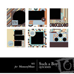 Such A Boy QuickMix-$5.00 (s.e.i)