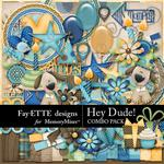 Hey Dude Combo Pack-$4.99 (Fayette Designs)