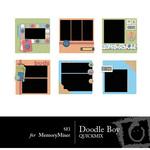 Doodle Boy QuickMix-$5.00 (s.e.i)