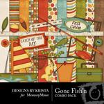 Gone Fishing DBK Combo Pack-$2.50 (Designs by Krista)