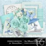 An Album of Memories Embellishment Pack-$2.10 (Indigo Designs)