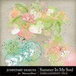 Summer in my Soul Splatters Pack-$2.49 (Jumpstart Designs)