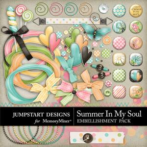 Jsd summersoul funflair medium