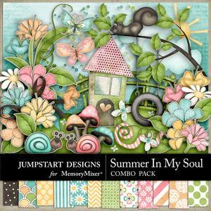 Jsd summersoul kit medium