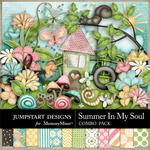 Summer in my Soul Combo Pack-$7.99 (Jumpstart Designs)