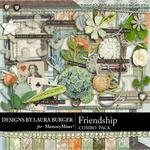 Friendship LB Combo Pack-$4.99 (Laura Burger)