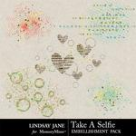 Take A Selfie Scatterz Pack-$1.99 (Lindsay Jane)