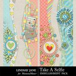 Take A Selfie Borders Pack-$1.99 (Lindsay Jane)