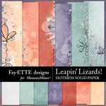 Leapin Lizards Hotmess Solids Paper Pack-$2.99 (Fayette Designs)