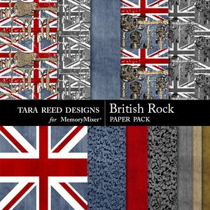 Britishrock paperpack preview medium