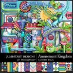 Amusement Kingdom Combo Pack-$7.99 (Jumpstart Designs)