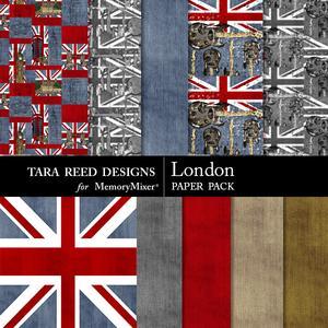 London paperpack preview medium