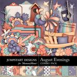 August Evenings Combo Pack-$7.99 (Jumpstart Designs)
