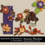 Sweater Weather Clusters Pack-$1.75 (Laura Burger)